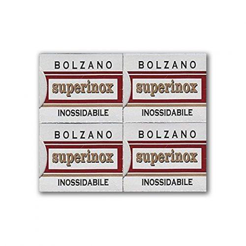 20 Lamette Bolzano Superinox