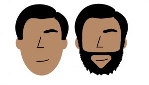stile di barba