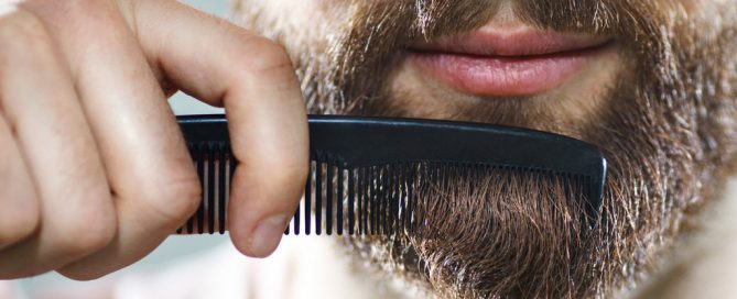 tagliare la barba a casa